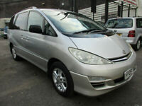 2005 (05) TOYOTA PREVIA 2.0D-4D T3 ~ LEATHER SEATS ~ DVD ~ UK VEHICLE