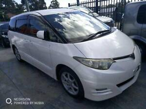 TOYOTA ESTIMA 8 SEATER  2006 WITH 3 YEAR WARRANTY Yagoona Bankstown Area Preview