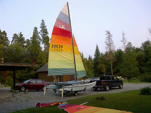 For sale, 2 1979 16 ft Hobie cats