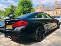 2017 BMW 4 SERIES GRAN COUPE 2.0 420d M Sport Gran Coupe Auto (s/s) 5dr Hatchbac