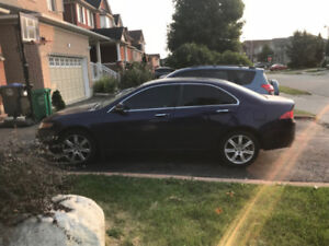 Acura TSX for sale ASAP (Read AD) SELLING AS IS
