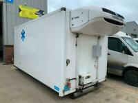 THERMO KING 17FT FRIDGE/FREEZER BOX BODY/COLD ROOM/STORAGE/ READY 2 GO/FOR SALE