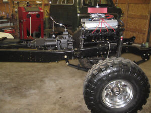 Lots done, every bolt new, New brake and gas lines, 460, New int