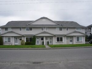 Chilliwack 2 Storey Townhouse