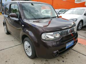 2014 Nissan cube z12 low km Granville Parramatta Area Preview
