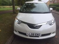 Toyota Estima 2.4 Hybrid AUTOMATIC 7 seater excellent condition top spec