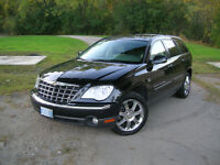 2007 Chrysler Pacifica Signature Edition, 4.0 L FWD