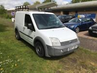 Ford Transit Connect T200 L Swb 90 Tdci NO VAT DIESEL MANUAL 2007/07