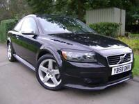 2009 Volvo C30 2.0D R DESIGN Sport 3dr 3 door Hatchback