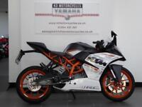 66 REG KTM RC 390 ONE OWNER FROM NEW LOW MILES IMMACULATE CONDITION