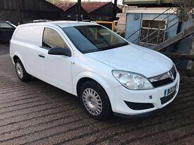 2013 Vauxhall Astra Club Eco Flex van 1.7 diesel px welcome NO VAT