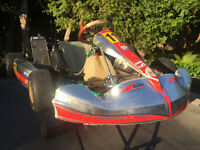 Racing Go Kart (Tony Kart)