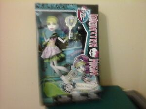 Monster High Sportist Mord - Spectra Vondergeist,  BJR11 -BJR13