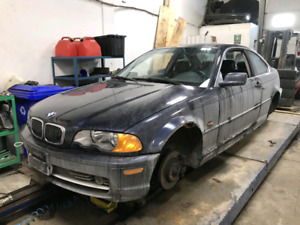 2001 BMW 330Ci Part Out