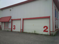 Commercial Industrial Space Available - Close to Waterloo