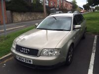 Audi A6 1.9 tdi 12 month mot