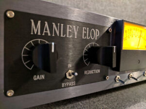 Manley Labs ELOP Stereo Optical Compressor