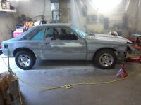 1980 Mercury Capri rs Hatchback 4500obo
