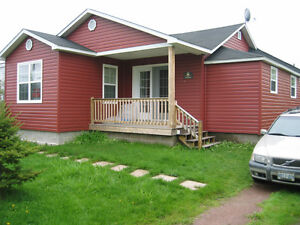 Cottage 3 Bedroom Shediac winterized  monthly & summer weeks