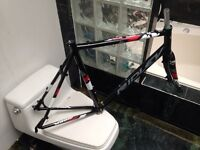 BRAND NEW 2014 57cm RIDLEY CROSSBOW FRAME & FORK - CYCLOCROSS