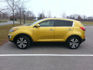 2011 Kia Sportage, Saftied, Etested and Warranteed