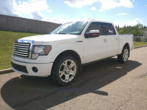 2011 Ford F-150 Limited Pickup Truck