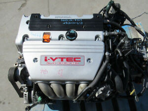 JDM Honda Accord K24A Type S Engine 2.4L DOHC I-VTEC