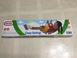 Little Tikes Cozy Swing / Brand New Never Opened