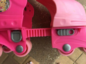 Girl's Adjustable Rollerblades