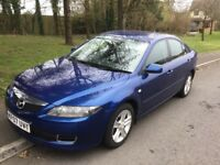 2007 Mazda 6 2.0-2 owners-12 months mot-exceptional value-great car
