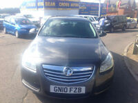 VAUXHALL INSIGNIA 2.0CDTi 16v ( 130ps ) 2010 EXCLUSIVE