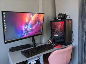 Hp omen gaming desktop custom bundle