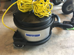 EURO CLEAN GD930 VACUUM CANISTER