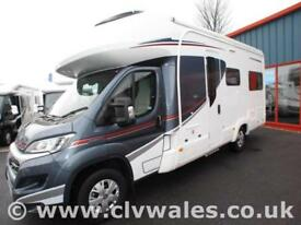 Auto-Trail Apache 634U Low-Line Motorhome MANUAL 2017