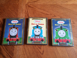 Best of Thomas DVDs