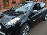 RENAULT CLIO 1.2 16v ( 75bhp ) 2012MY DYNAMIQUE TOM TOM SAT NAV LEATHER 3 DOOR