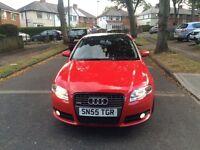 Audi A4 Sline Mint condition low Millege