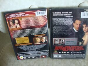 2 DVD's - CHICAGO AND NO WAY OUT - Edmonton Edmonton Area image 2