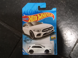 **FREE POST/PICKUP! NEW RARE 19 Mercedes Benz A Class Hot Wheels Castle Hill The Hills District Preview