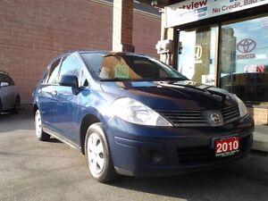 2010 Nissan Versa AUTO,AIR ,NO ACCIDENT,P/ WINDOW, P/ LOCKS$4488