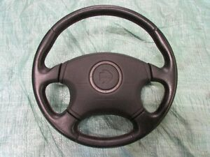 JDM Subaru Impreza WRX STi GC8 Version 6 MOMO Steering Wheel