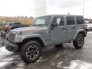 Jeep Wrangler Unlimited 4WD 4dr Rubicon 2014