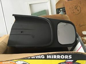 2002 - 2008 Dodge Ram towing mirrors