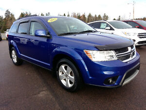2012 Dodge Journey SXT One Owner, Only $63 Weekly