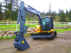 2011 Deere 75D Midi Excavator for Sale