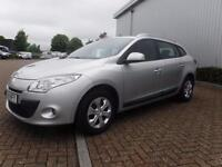 Renault Megane 1.5DCi Expression Estate Left Hand Drive(LHD)