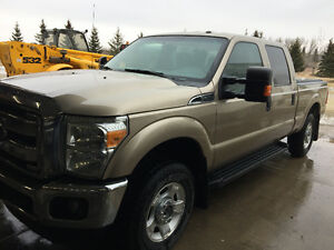 "' REDUCED SAVE $$$$$"" 2012 Ford F-250 XLT CREW CAB 4X4 $18,900"