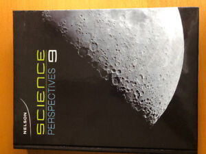 Nelson SCIENCE PERSPECTIVES 9 (NEVER USED)