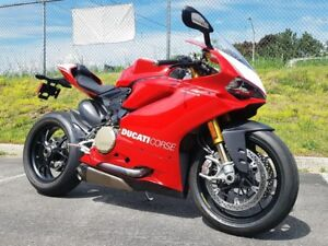 2015 Ducati Panigale R Red Livery