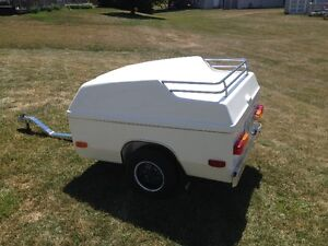 """Motorcycle Trailer """" Denray """" NEW LOWER PRICE """""""